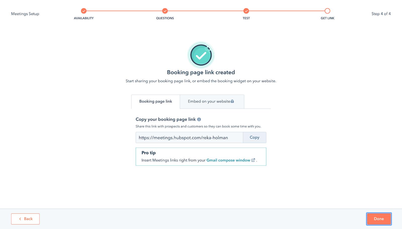 Hubspot_Bookingpagelink.png